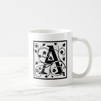 "initial ""A"" Mug"