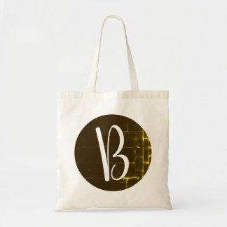 Initial B - Tote Shopping bag