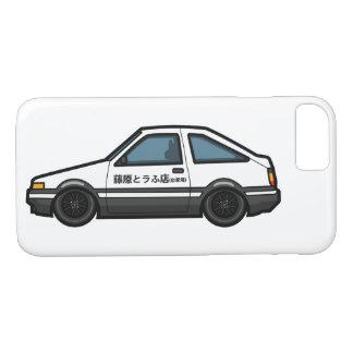 Initial D AE 86 Trueno Tofu Shop Design iPhone 8/7 Case