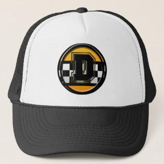 Initial D taxi driver Trucker Hat