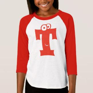 Initial Eye T Shirts