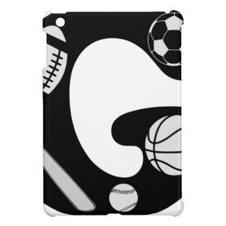 initial G iPad Mini Cover