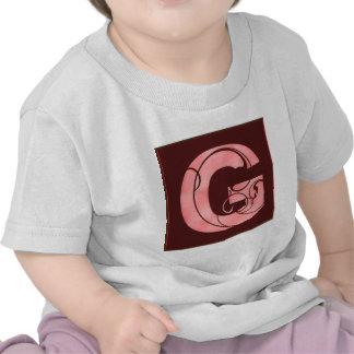 Initial G Tshirt