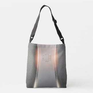 Initials | Men's Professional Personalize Gifts Tote Bag