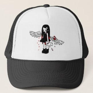 Injury angel trucker hat