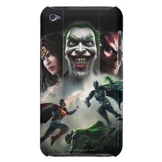 Injustice: Gods Among Us iPod Touch Case-Mate Case