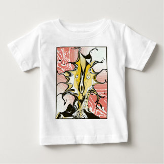 Ink and Pink Baby T-Shirt