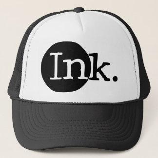 ink branded trucker hat