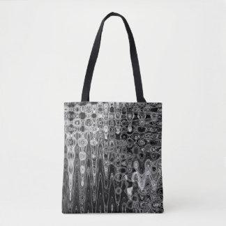 Ink & Echo I Tote Bag by Artist C.L. Brown