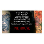 Ink House Business Card Template