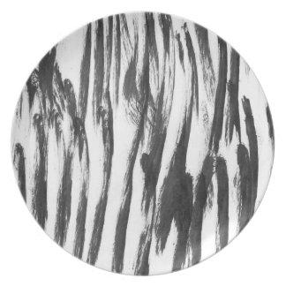 INK  minimal loft design Plate