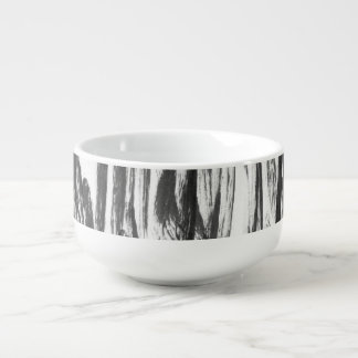INK  minimal loft design Soup Mug