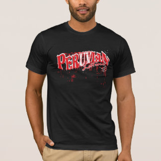 InKa1821 Label - Peruvian Latino Blood Shirt