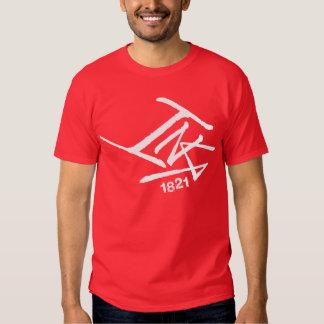 InKa1821 - Mens Shirt (Red)