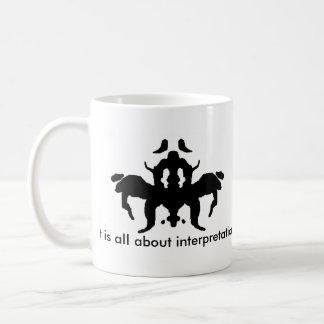 Inkblot Coffee Mug