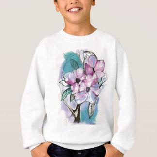 Inked Flowers Sweatshirt