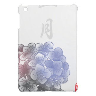 Inked Petals of a Year - February iPad Mini Covers