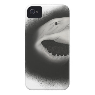 Inked Shark Attack Case-Mate iPhone 4 Cases
