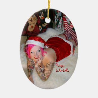 Inkerbella's Under your Tree Ornament