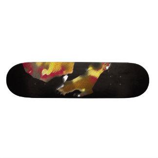 Inkgems Skateboard