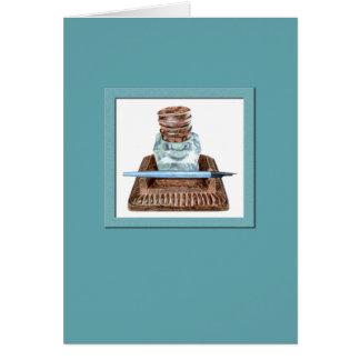 Inkwell Card