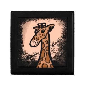 Inky_Giraffe Gift Box