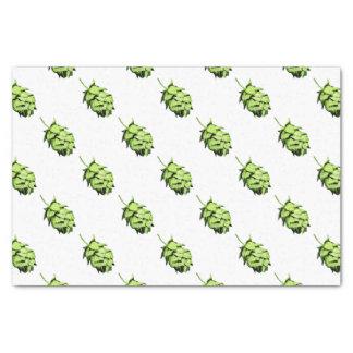Inky Hop Illustration for Beer Lovers! Tissue Paper