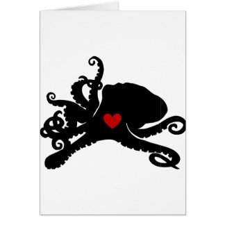 Inky Poo Logo Products Greeting Card