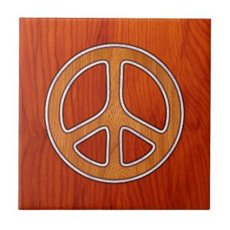 Inlaid Peace Ceramic Tiles