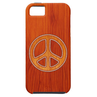 Inlaid Peace iPhone 5 Cover