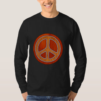 Inlaid Peace T-Shirt