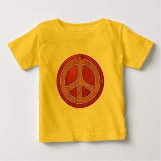 Inlaid Peace T-shirt
