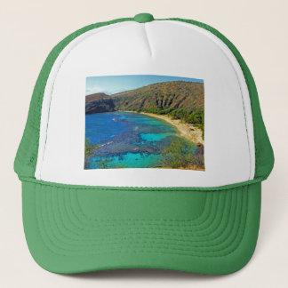 Inland, Hanauma Bay 4, Honolulu, Oahu, Trucker Hat