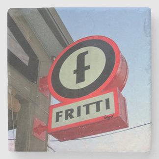 Inman Park, Fritti, Atlanta Marble Coasters