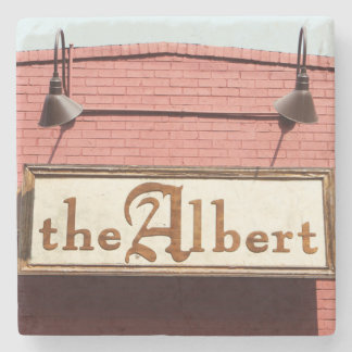 Inman Park, The Albert, Atlanta Marble Coasters