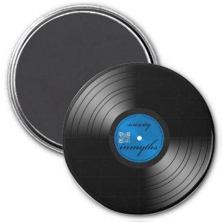 Inmyths Vinyl Digital Scarcity Album Magnet