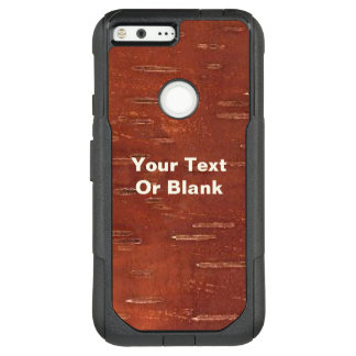 Inner Birch Bark OtterBox Commuter Google Pixel XL Case
