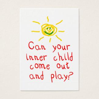 Inner Child Fun Card