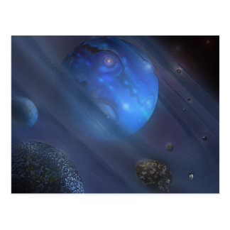 Inner Circle Cosmic Postcard