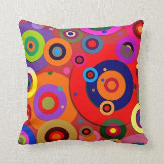 Inner Circles #18 Cushion
