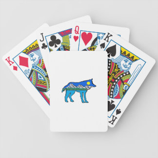Inner Daydreams Bicycle Playing Cards