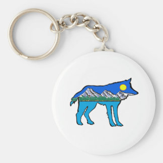 Inner Daydreams Key Ring