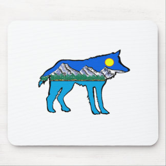 Inner Daydreams Mouse Pad