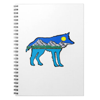 Inner Daydreams Notebook