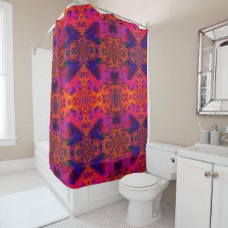 Inner Fire Shower Curtain