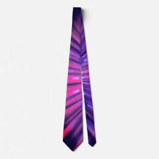 Inner Light Psychedelic Tie-Dye Custom Necktie