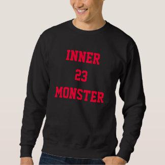 INNER MONSTER 23 PULL OVER SWEATSHIRTS