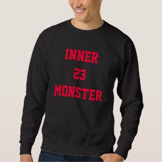 INNER MONSTER 23 SWEATSHIRT