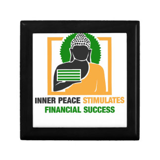 Inner Peace Stimulates Financial Success Gift Box