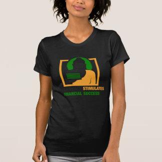 Inner Peace Stimulates Financial Success T-Shirt